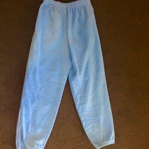 Nike Pants - NIKE FLEECE PANTS